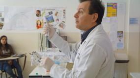 O professor e coordenador do curso de Biomedicina da FPP, Rogério Saad Vaz, será homenageado na Assembleia Legislativa do Estado do Paraná.