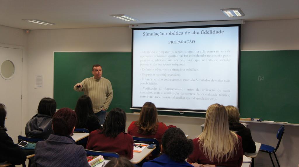 O Prof. Dr. Gerson Alves Pereira, da USP: capacitação em prol de uma melhor formação na área da saúde.