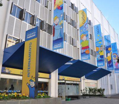 Fachada_Hospital_Pequeno_Principe M