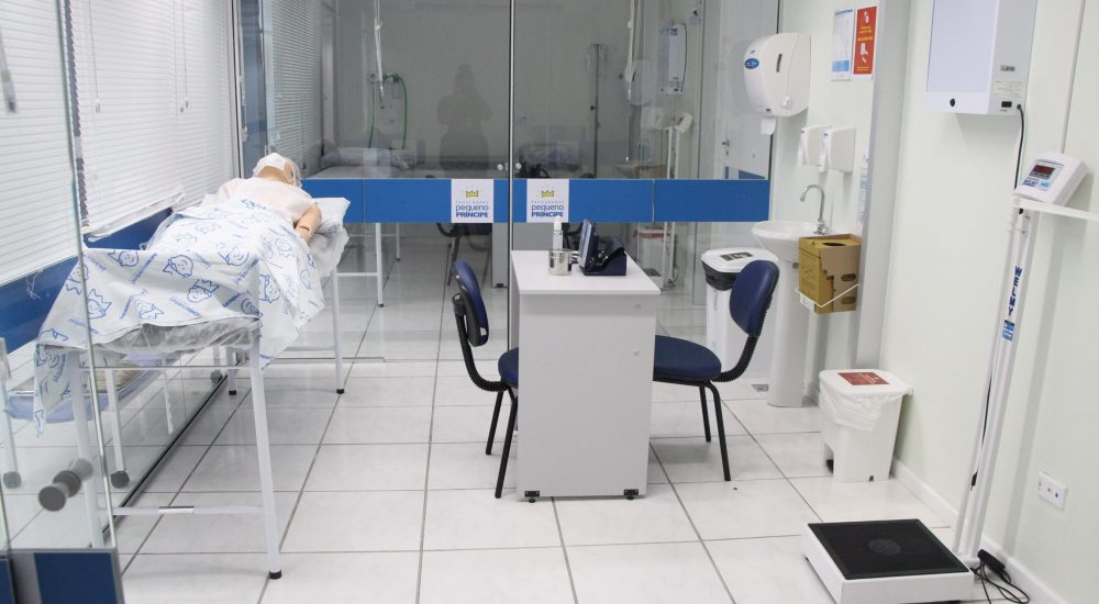 Laboratório de Simulação e Debriefing - Consultório