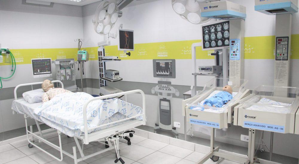 Laboratório de Simulação e Debriefing - UTI Cirúrgica