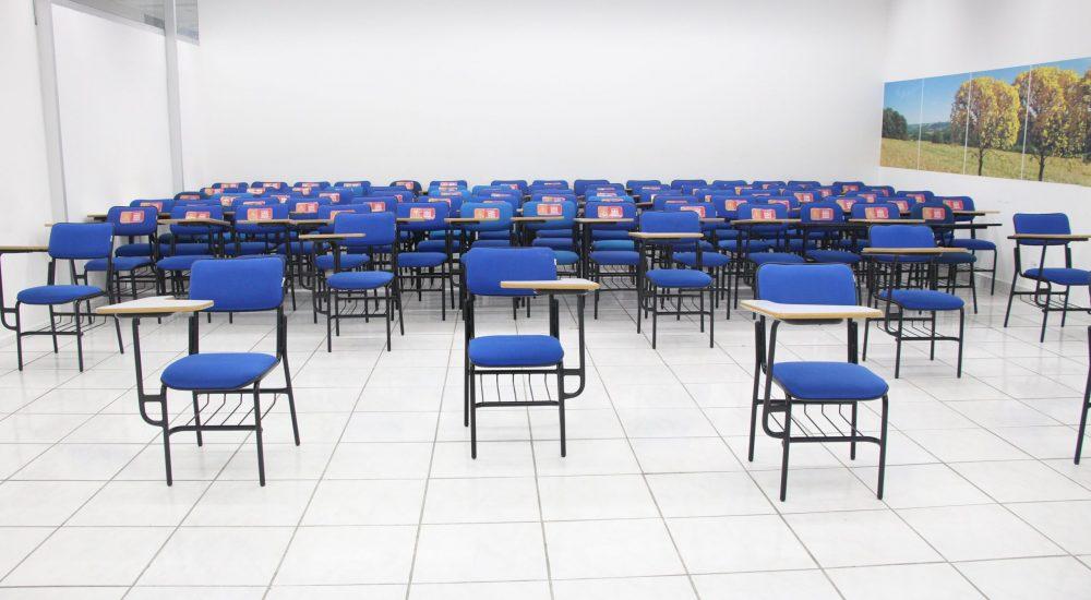 Sala de aula - Bloco 5