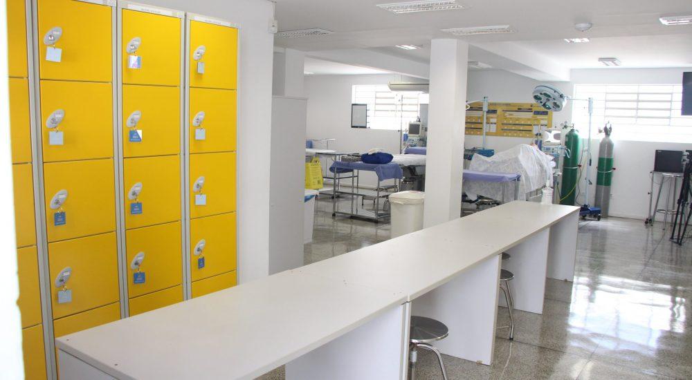 Laboratório de técnicas operatórias