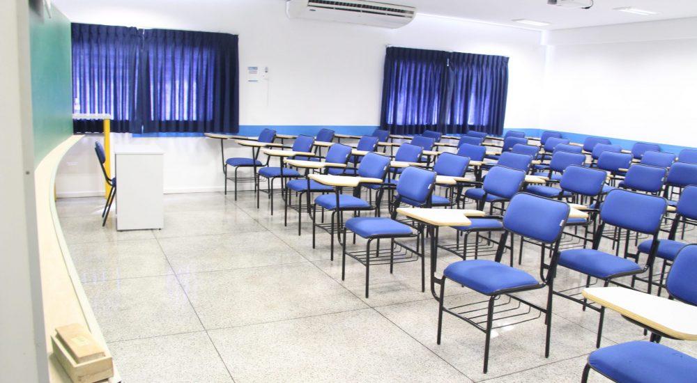 Sala de aula - Bloco 4